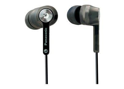 Panasonic RP-HC31 - In-ear koptelefoon - Zwart