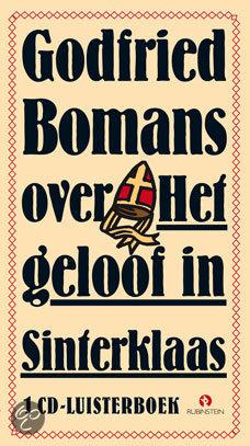 Godfried Bomans over het geloof in Sinterklaas