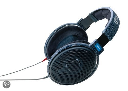 Sennheiser HD 600 - Over-ear koptelefoon - Zwart