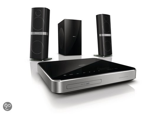 Philips HTS7201 - 2.1 Blu-Ray Home cinema set