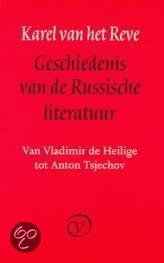Geschiedenis Van De Russische Literatuur  ISBN:  9789028205925  –  K. van het Reve