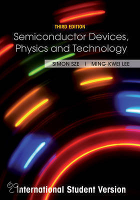 Physics and Technology of Semiconductor Devices Wiley
