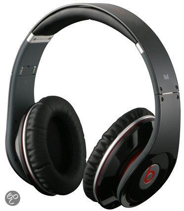 Beats by Dr Dre Studio - Koptelefoon - Zwart