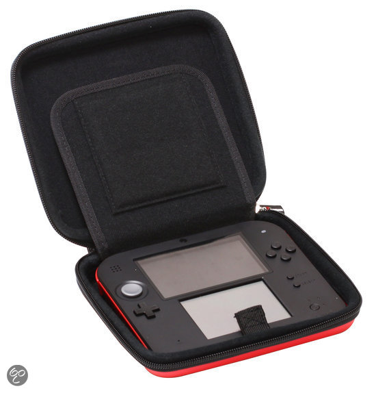 Offici le bescherm en opberghoes 2ds nintendo for Housse 2ds bigben