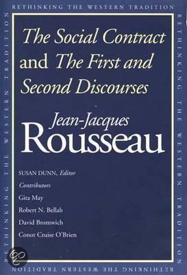 rousseau second discourse essay