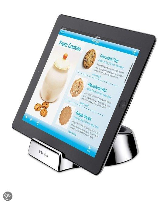 Belkin Chef Standaard met Styluspen voor Tablet-pc's