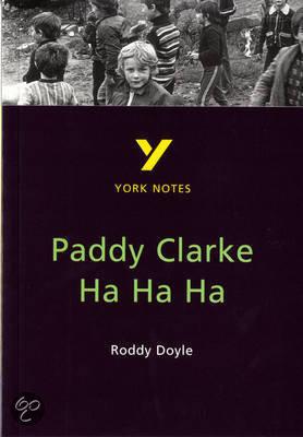 paddy clarke ha ha ha essay questions
