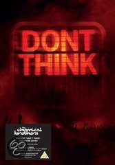 Chemical Brothers - Don't Think (Dvd+Cd)