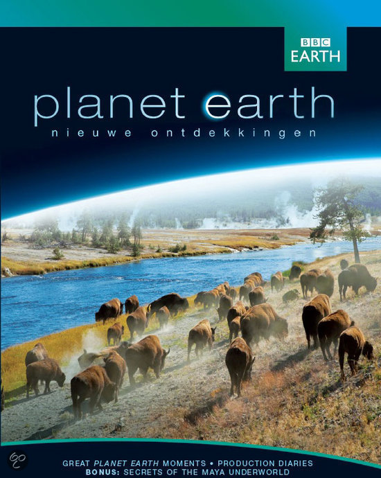 Amazoncom Planet Earth The Complete BBC Series David