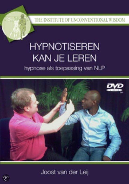Hypnotiseren kan je leren