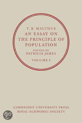 an essay on the principle of population review
