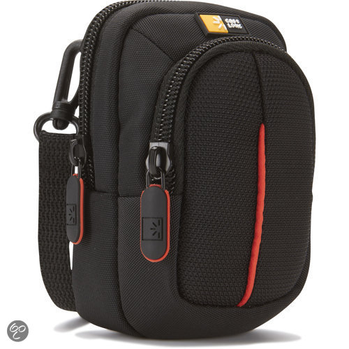 Case Logic DCB-302 - Compact Camera Case - Zwart