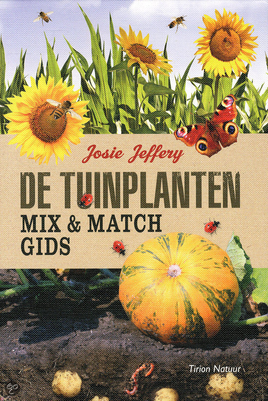 bol com   De tuinplanten Mix en Match gids, Josie Jeffery   9789052109176   Boeken