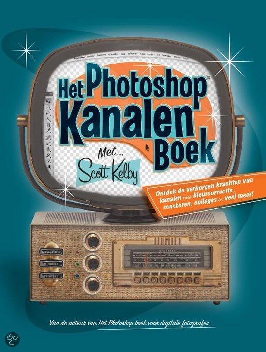 Het Photoshop kanalen boek