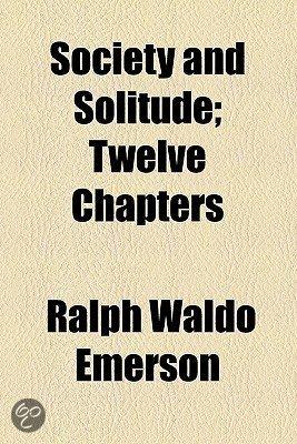 emerson society and solitude pdf