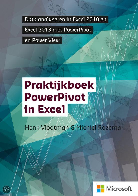Praktijkboek PowerPivot in Excel