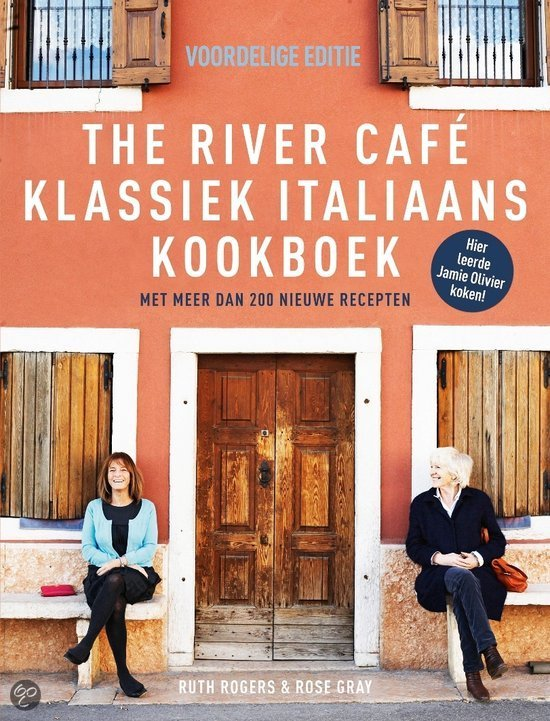 River Cafe Klassiek Italiaans Kookboek