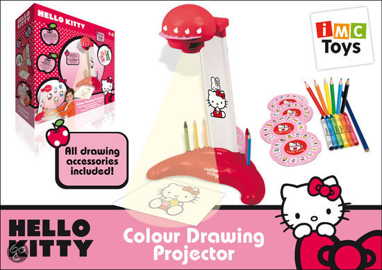 Hello Kitty Tekenprojector