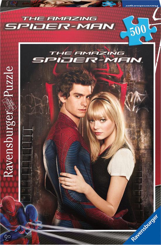 Ravensburger Puzzel Fantastische Spider-Man
