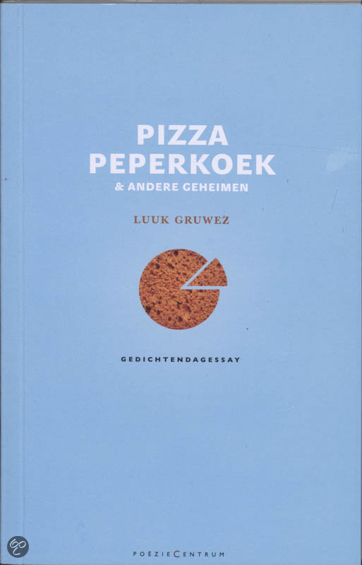 Pizza peperkoek