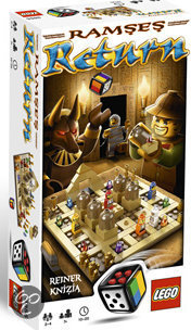 LEGO Spel - Ramses Return