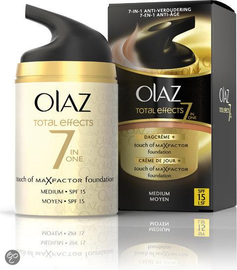 Olaz Total Effects 7-in-1 Medium huidtint - 50 ml - BB Cream