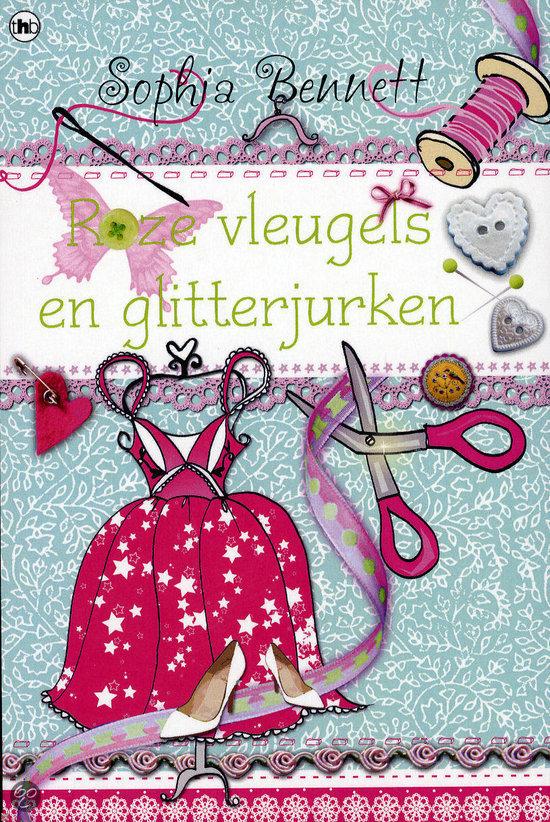 bol.com : Roze vleugels en glitterjurken, Sophia Bennett ...