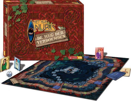 Het Huis Anubis spel - Weg der Verdoemden in Vlijtingen