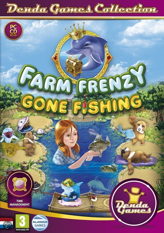 how to play fishing frenzy game