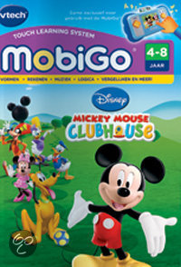VTech MobiGo Game - Mickey Mouse Clubhouse