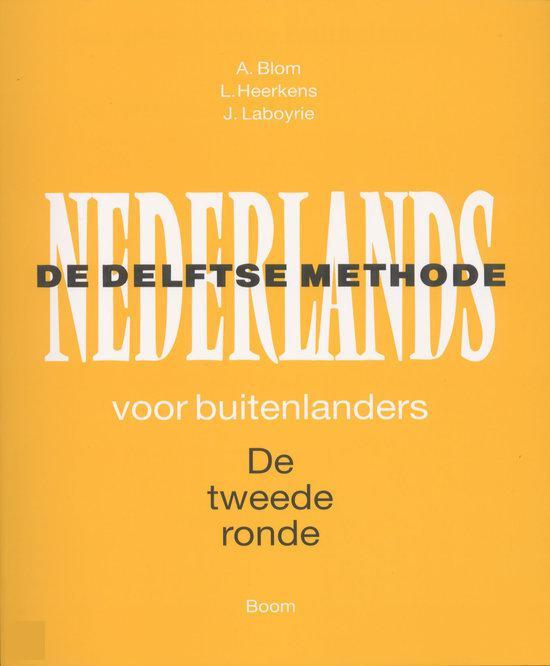 De Delftse methode / Tekstboek / deel De tweede ronde / druk 2