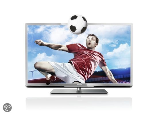 Philips 46PFL5507 - 3D LED TV - 46 inch - Full HD - Internet TV