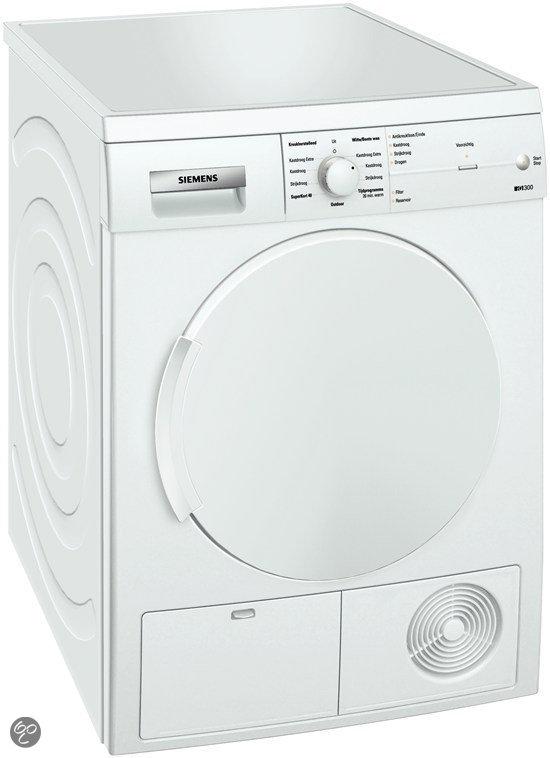 Siemens WT44E102NL Wasdroger