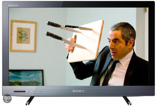 Sony KDL-26EX320 - LED TV - 26 inch - HD Ready - Internet TV