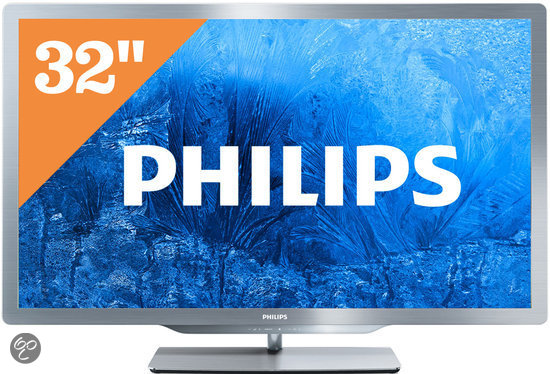 philips 32pfl7606h 3d led tv 32 inch full hd internet tv elektronica. Black Bedroom Furniture Sets. Home Design Ideas
