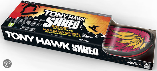 Tony Hawk Shred (Incl. Wireless Board Controller)