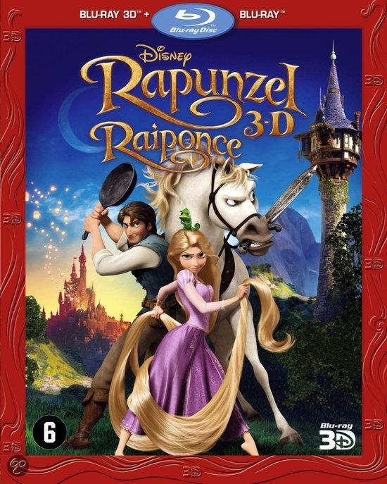 Rapunzel (3D Blu-ray)