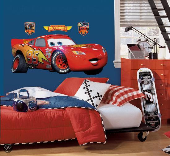 bol.com  RoomMates - Muursticker Disney Cars  Wonen
