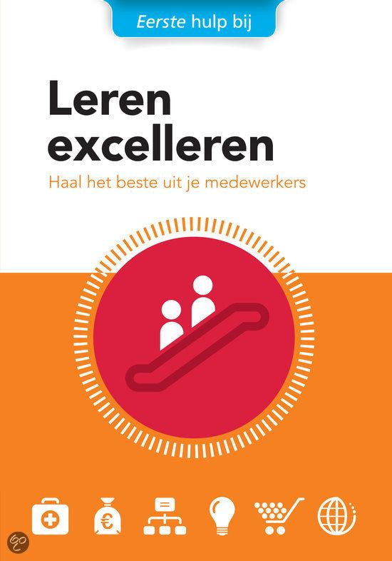 bol.com | Leren Excelleren, Louis Peters & Mario Bierkens ...