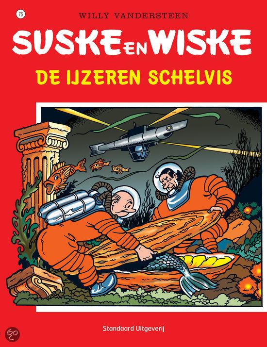 Suske En Wiske - De Zeven Snaren