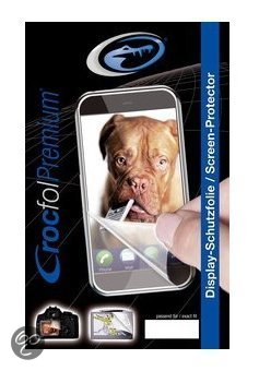 Crocfol Screenprotector Universeel tot 5 inch - Clear / Duo Pack