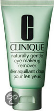 Clinique Naturally Gentle Eye - 75 ml - Oogmake-upreiniging