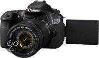 Canon EOS 60D + EF-S 17-55mm f/2.8 IS USM - spiegelreflexcamera