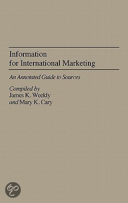 Information For International Marketing