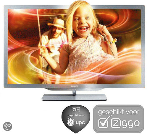 Philips 47PFL7606H - 3D LED TV - 47 Inch - Full HD - Internet TV