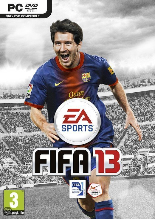 Fifa 13  (DVD-Rom)