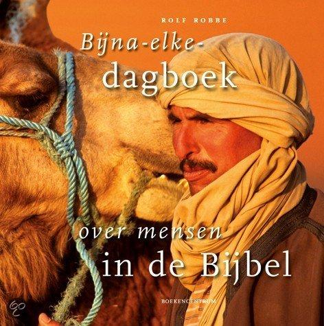 Bijna-elke-dagboek over mensen in de Bijbel