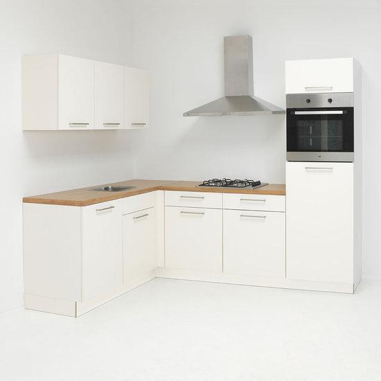 De zuiderster keukens keukenmeubel nolte manhattan 10 keuken incl etna apparatuur - Afbeelding van keuken amenagee ...