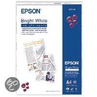 EPSON Paper helder wit inktjet 90g/m2 A4 500 sheets 1-pack