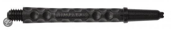 Harrows Dimplex shaft 2ba zwart kort in Zittard